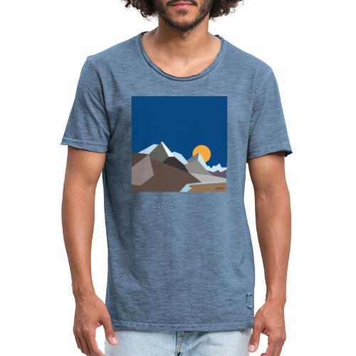 Himalayas - Men's Vintage T-Shirt