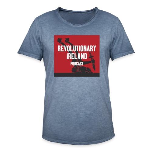 Revolutionary Ireland Podcast - Men's Vintage T-Shirt