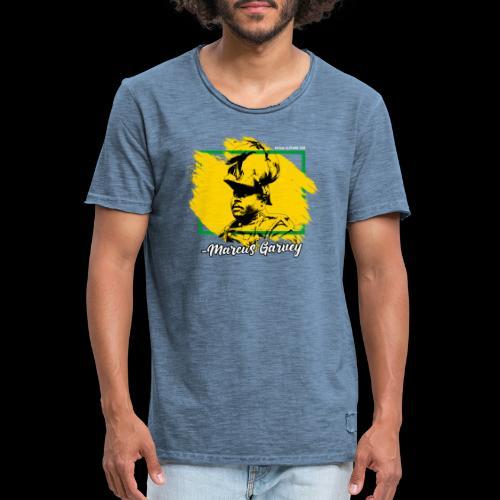 MARCUS GARVEY by Reggae-Clothing.com - Männer Vintage T-Shirt
