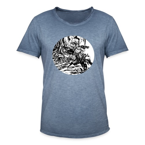 Motiv3 - Männer Vintage T-Shirt