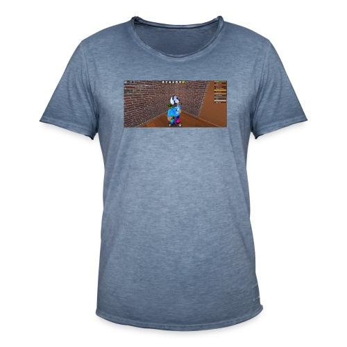 panda time - Men's Vintage T-Shirt