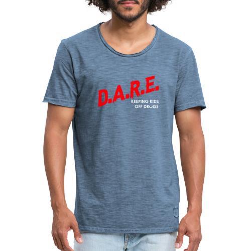 Dare shirt Serena Williams' Husband - T-shirt vintage Homme