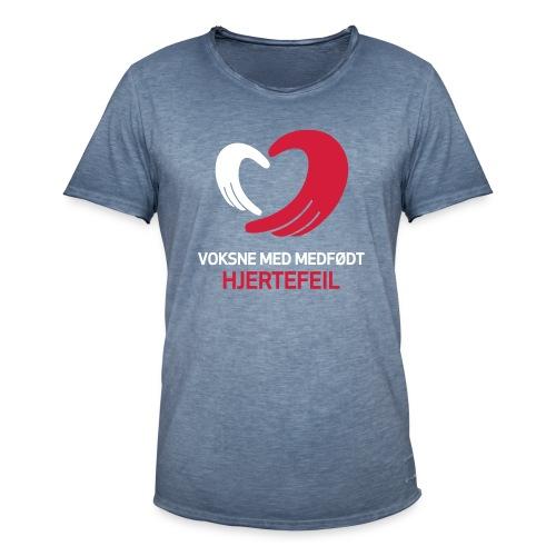 VMH__spreadshirt - Vintage-T-skjorte for menn