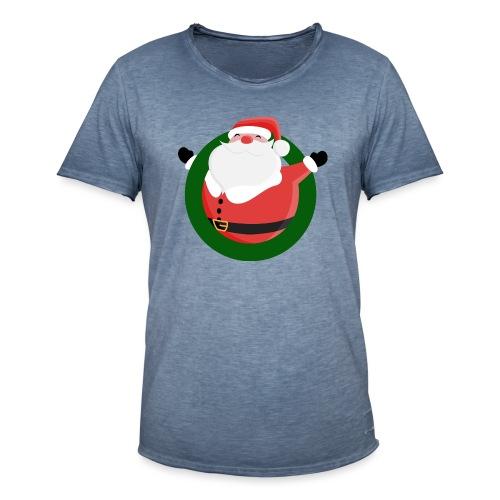 Dagar Till Jul - Vintage-T-shirt herr