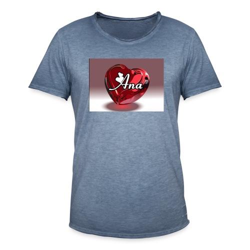20180611 225217 - Mannen Vintage T-shirt