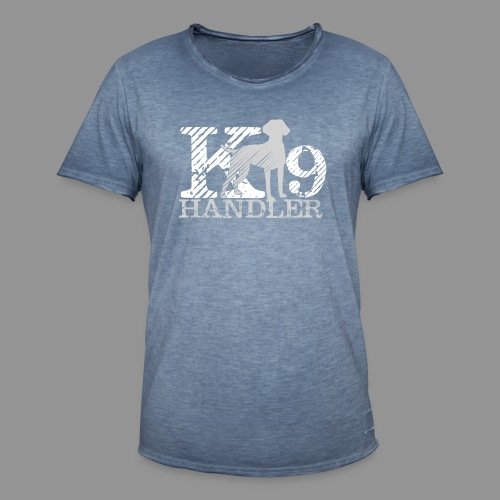 K-9 Handler - German Shorthaired Pointer - Men's Vintage T-Shirt