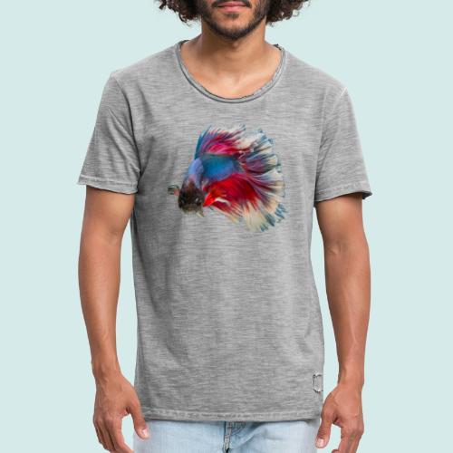 Tropical fish - Männer Vintage T-Shirt