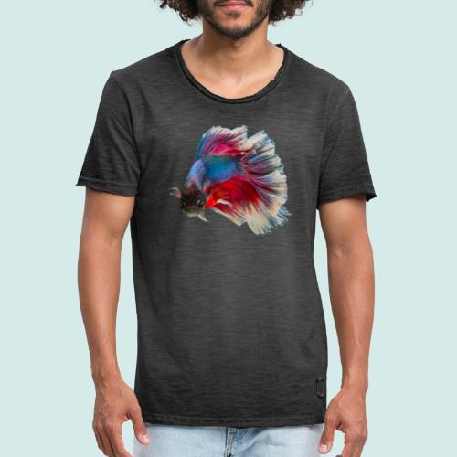 Tropical fish - Männer Vintage T-Shirt