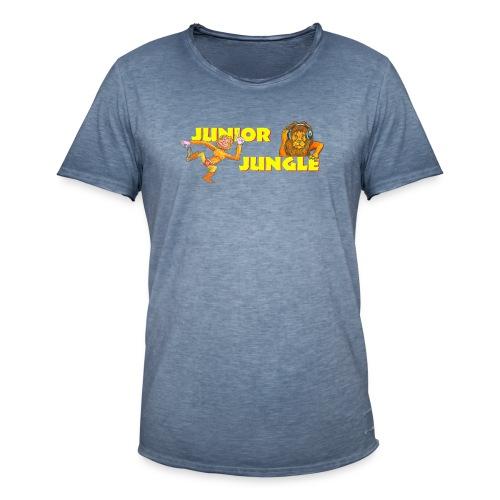 T-charax-logo - Men's Vintage T-Shirt