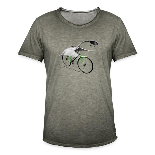 Ninho Bycicle - Maglietta vintage da uomo