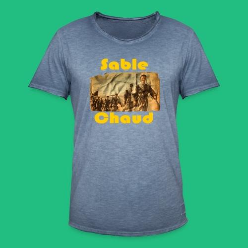 sable chaud6 - T-shirt vintage Homme