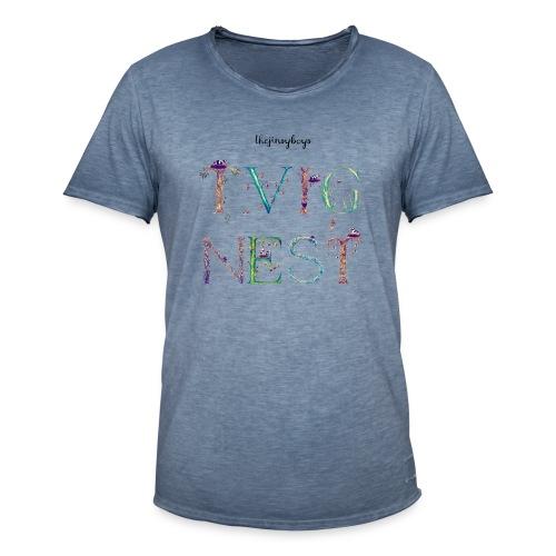 Tvignest - Men's Vintage T-Shirt