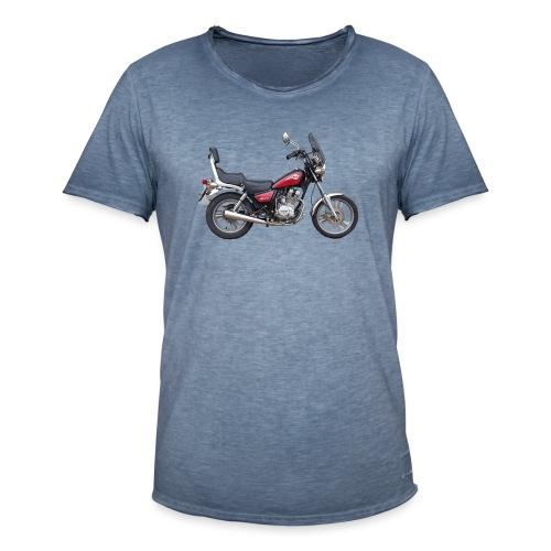 snm daelim vc 125 f advace seite rechts ohne - Männer Vintage T-Shirt