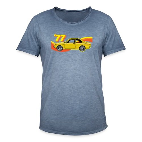 Kurt's Classic '70s Ride - Men's Vintage T-Shirt