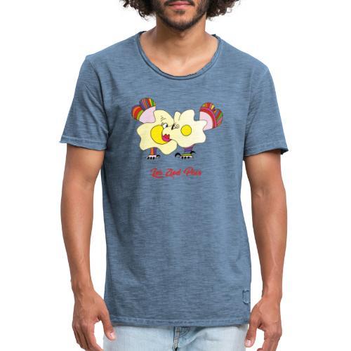 Les Ziod Pacs - T-shirt vintage Homme