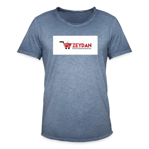 Zeydan - Mannen Vintage T-shirt