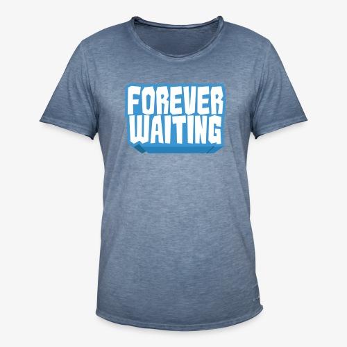 Forever Waiting - Men's Vintage T-Shirt