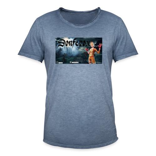 shoptest - Männer Vintage T-Shirt