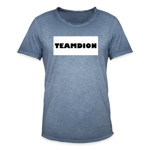 25258A83 2ACA 487A AC42 1946E7CDE8D2 - Men's Vintage T-Shirt
