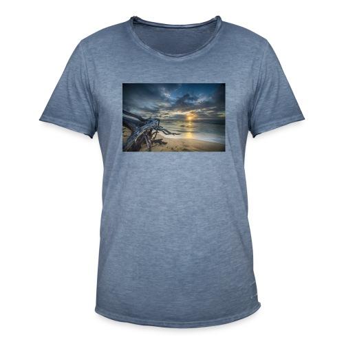 GLAD - Vintage-T-shirt herr
