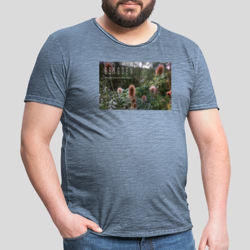 obygden from above parts2 - Vintage-T-shirt herr