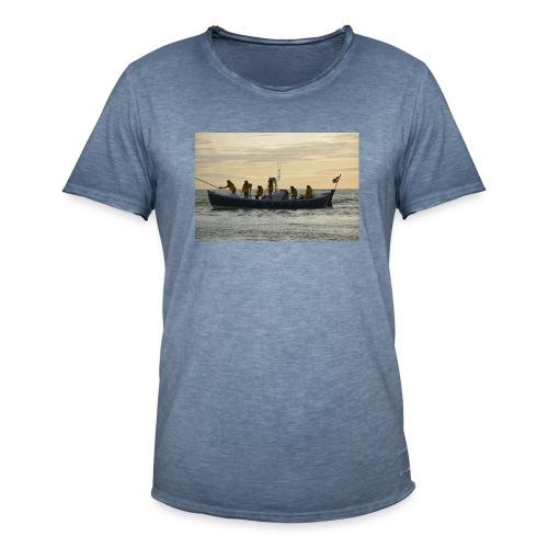 Holiday - Männer Vintage T-Shirt