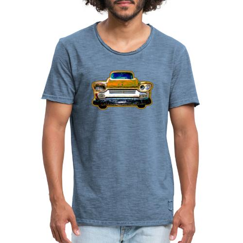 Car - Männer Vintage T-Shirt
