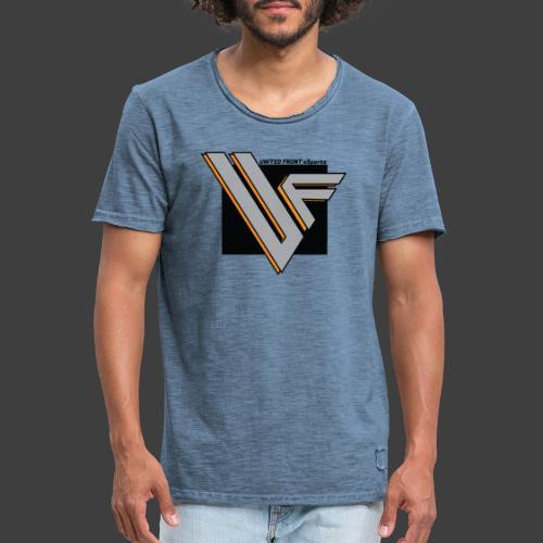 United Front - Miesten vintage t-paita