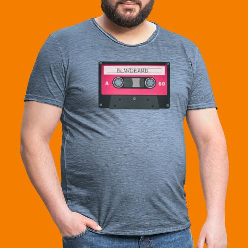 Blandband 80-tal - Vintage-T-shirt herr