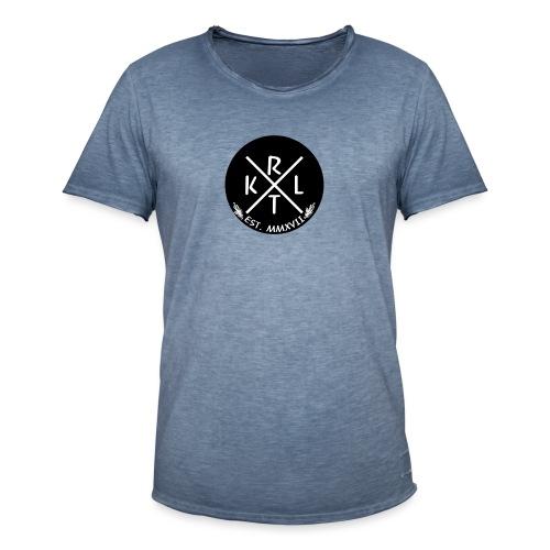 KRTL Original Brand - Mannen Vintage T-shirt