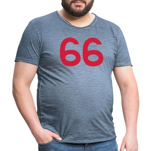 Football 66 - Men's Vintage T-Shirt