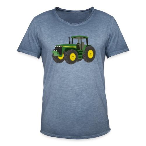 Traktor - Männer Vintage T-Shirt