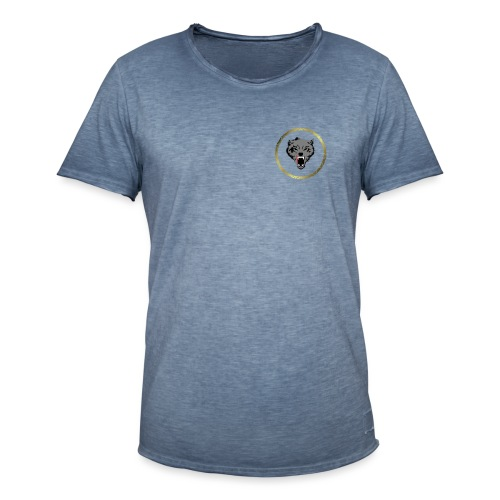 Trainingsbekleidung/ Für Männer - Männer Vintage T-Shirt