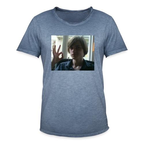 The official RetroPirate1 tshirt - Men's Vintage T-Shirt