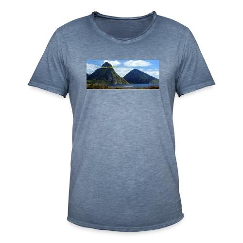 believe in yourself - Men's Vintage T-Shirt
