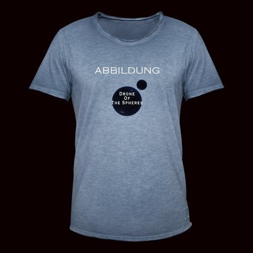 ABBILDUNG - Drone... - Mannen Vintage T-shirt