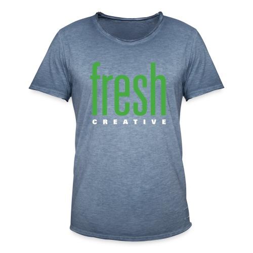 Fresh - Männer Vintage T-Shirt