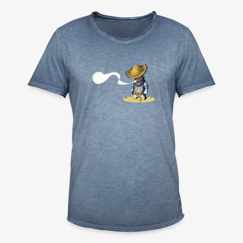 Badass Champi - T-shirt vintage Homme