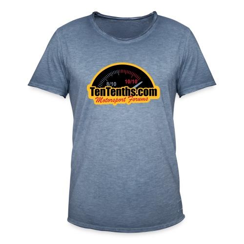 3Colour_Logo - Men's Vintage T-Shirt