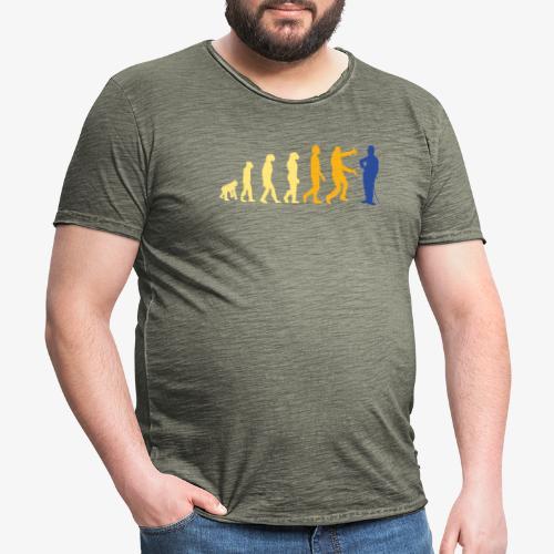 Cinematografía - Camiseta vintage hombre