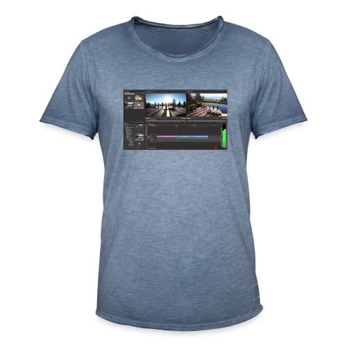 @ml rebel one - Camiseta vintage hombre
