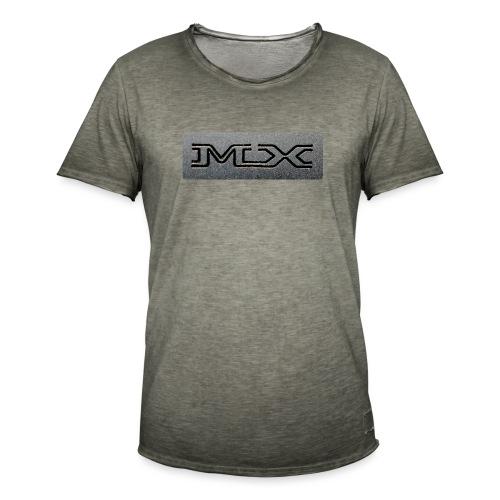 MX - Maglietta vintage da uomo