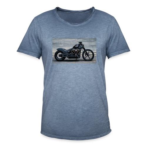 90FA00AB D227 47D2 BBE2 FFEAA0D9E087 - Männer Vintage T-Shirt