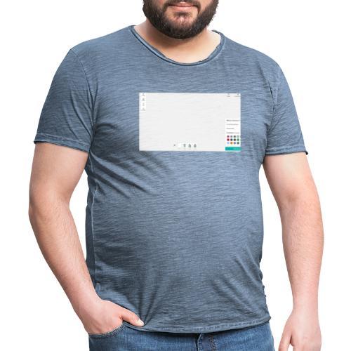 green2 - Men's Vintage T-Shirt