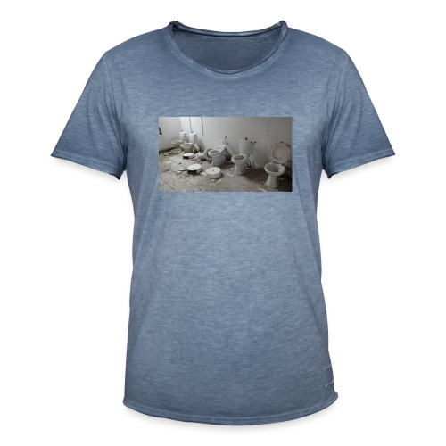 Toilets - Herre vintage T-shirt