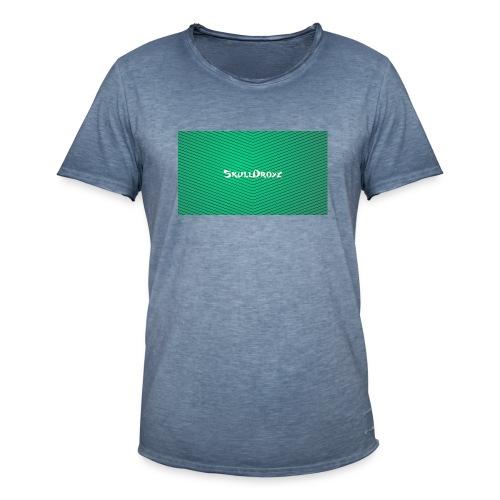 backgrounder - Männer Vintage T-Shirt