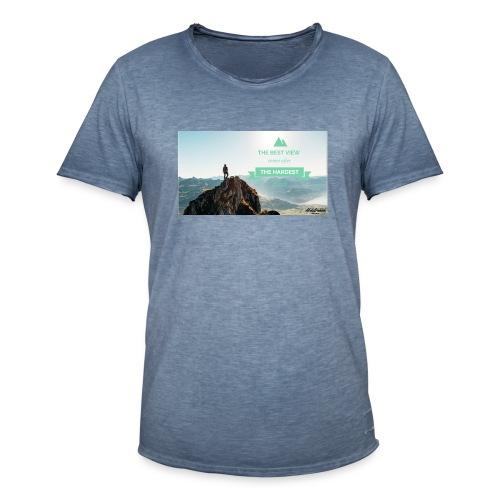 fbdjfgjf - Men's Vintage T-Shirt