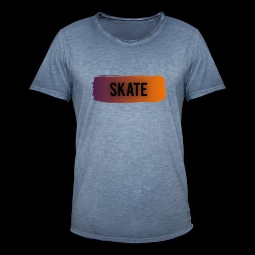 skate brush - Mannen Vintage T-shirt