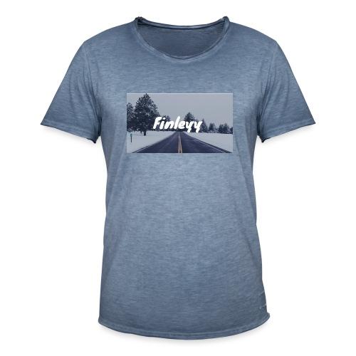 Finleyy - Men's Vintage T-Shirt