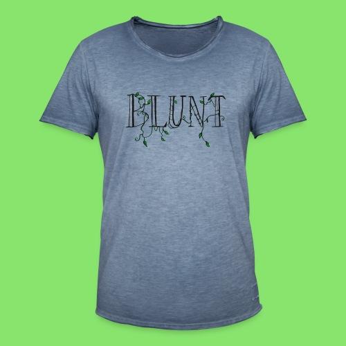 B L U N T - T-shirt vintage Homme
